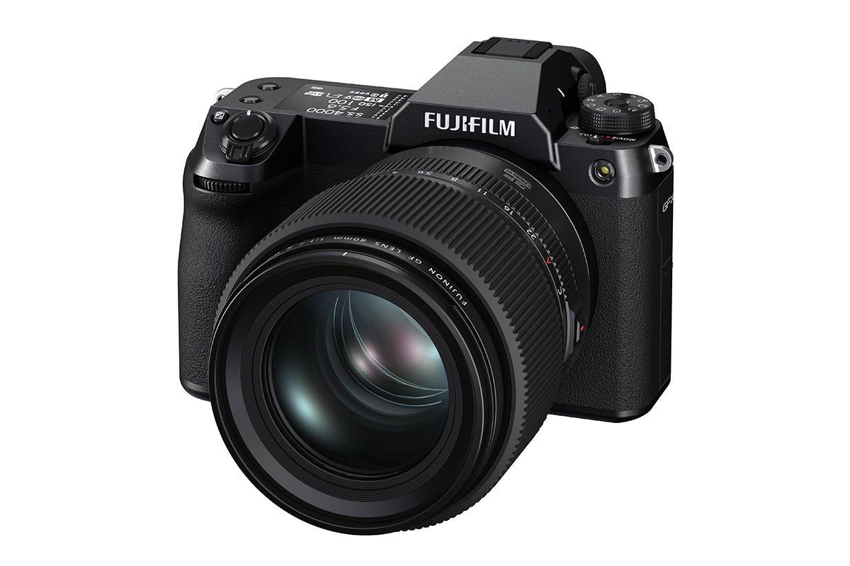 Fujifilm GFX100S + GF 80mm