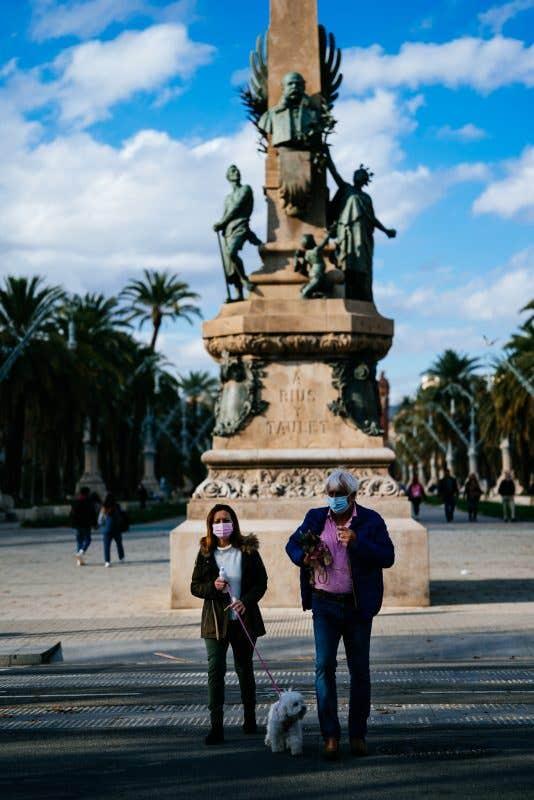 Barcelona, Paseo Lluís Companys - Sigma 65mm f2 DG DN C (f2 - 1/8000 - 200ISO)