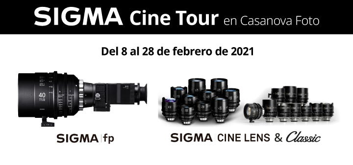 Sigma Cine Tour