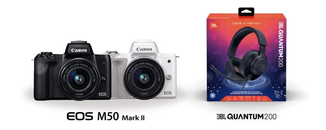 Promoción M50 Mark II