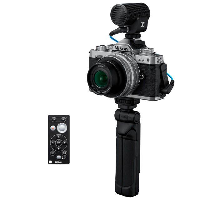 Nikon Z fc kit vlogging premium